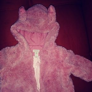 Other - Like faux fur coat